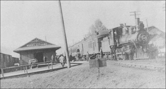 Northern Pacific depot, Sedro-Woolley