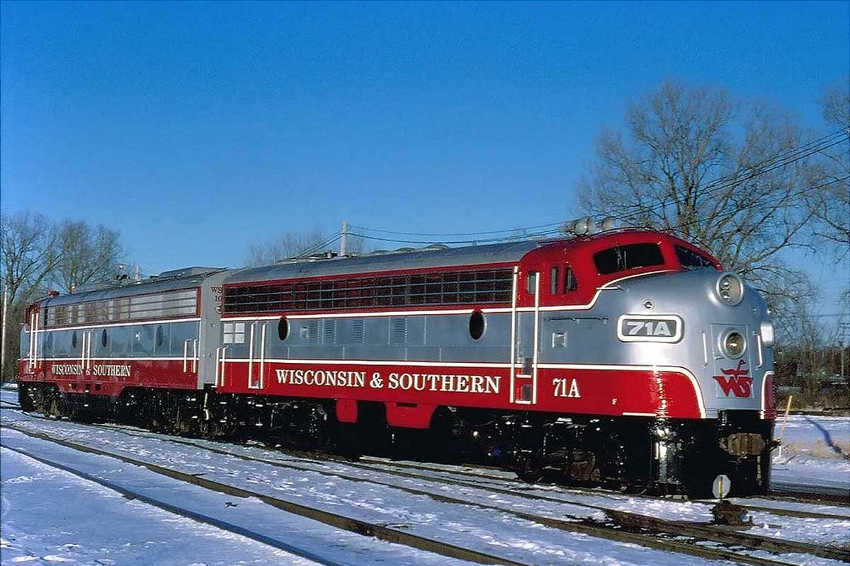 Wisconsin Southern engines