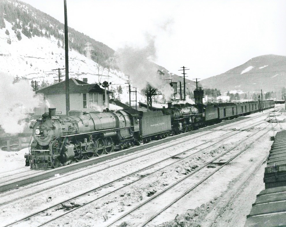 Northern Pacific No.2626